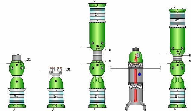 программа орбитального разведчика Союз-ВИ