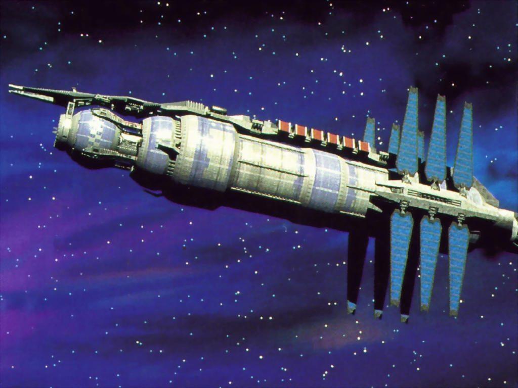 Babylon 5 – рассказ о космической станции