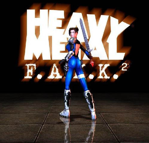 Heavy Metal FAKK 2