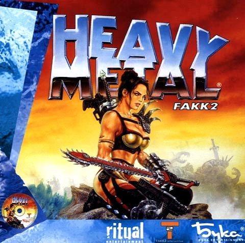 Обзор игры «Heavy Metal FAKK 2» – начнем с конца.