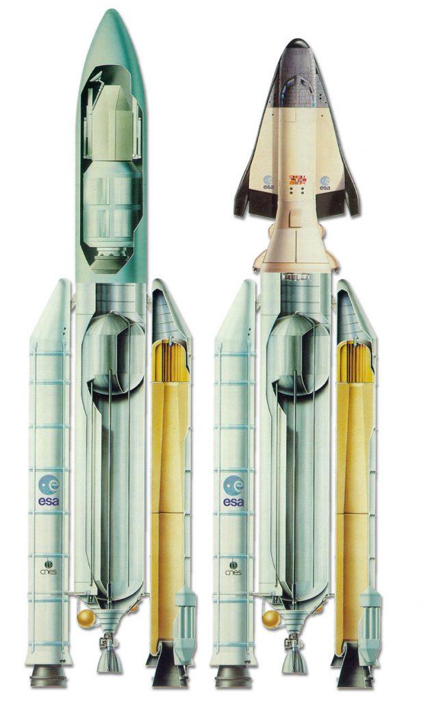 """ракета """"Arian-5"""""""