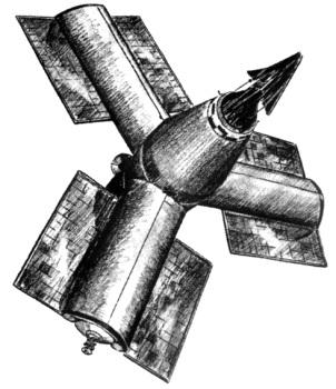 Орбитальная эпопея США – LORL