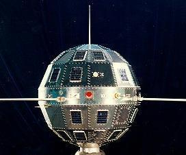 """""""Мао"""" на орбите."""