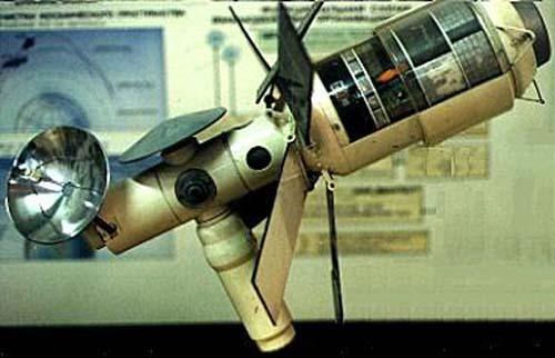 Космический корабль ТМК