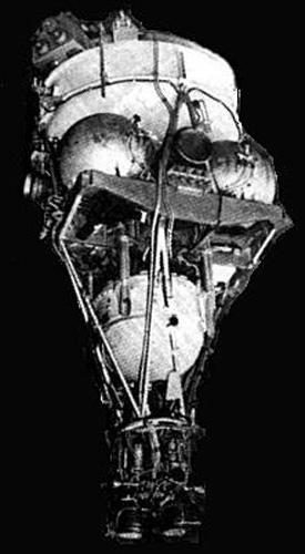 первый запуск спутника-перехватчика Полёт-1