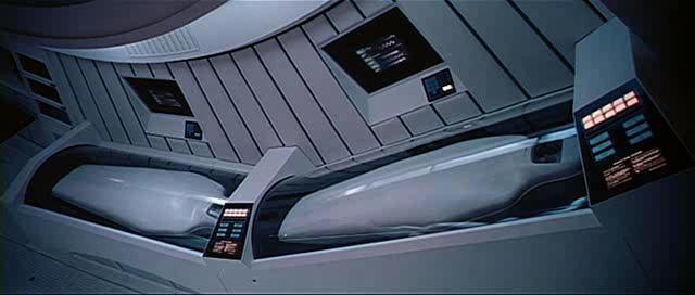 Анабиоз - космический корабль
