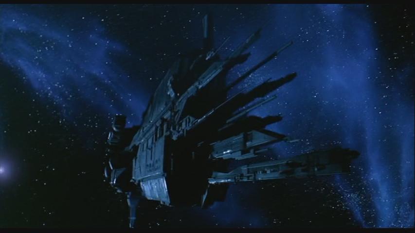 "Космофлот. ""Aliens"" \ ""Sulaco""."