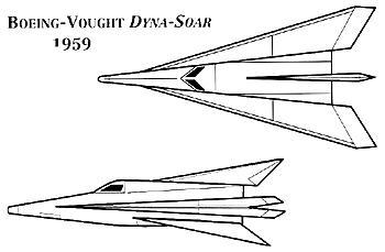 Boeing-Vought и Bell-Martin взялись за разработку полноценного орбитального космического аппарата