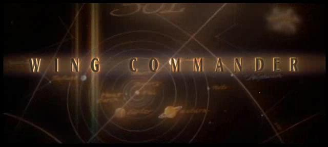 Космофлот. Wing Commander.