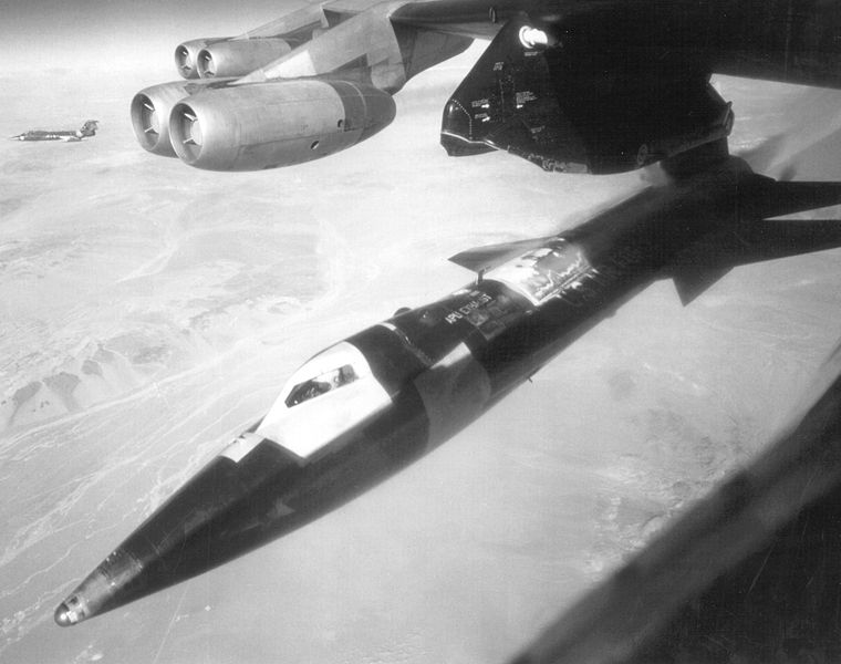 ракетоплан Х-15