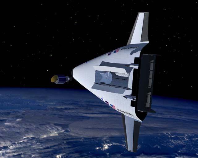 START и финиш американских космических планов. Часть 5 – X-33.