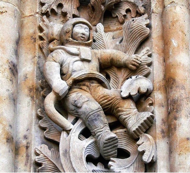 Теория «древних астронавтов» в мировоззрении масс.