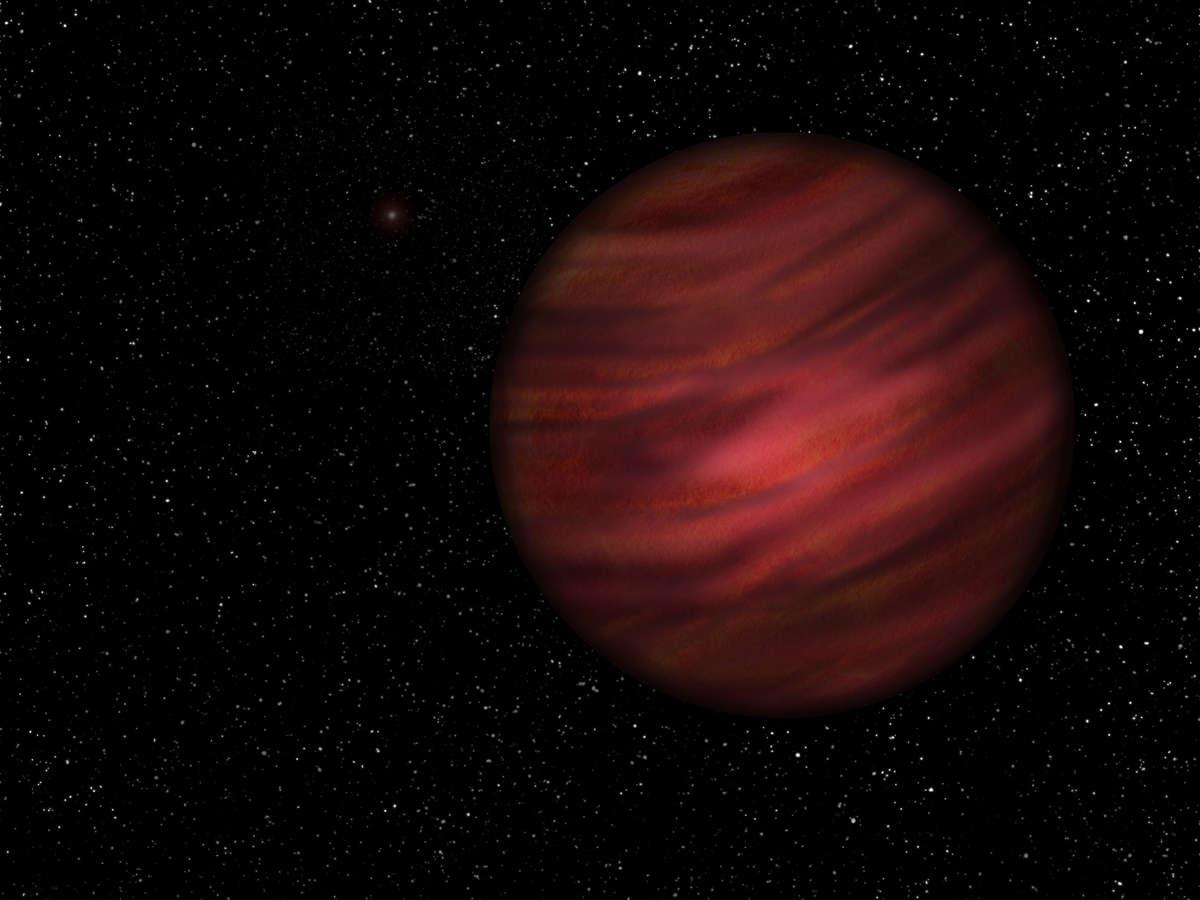 Рассказ о планете 2MASS J2126-8140 — «И дольше века длиться день».
