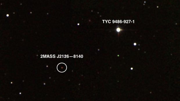 планета все-таки вращается вокруг красного карлика TYC 9486-927-1