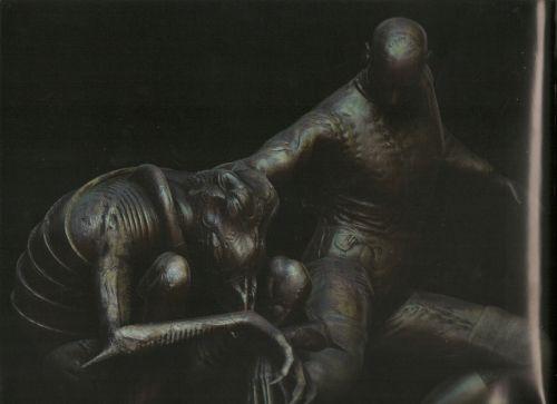 """арт-бук """"Prometheus: The Art of the Film"""" (""""Прометей: Искусство фильма"""")"""