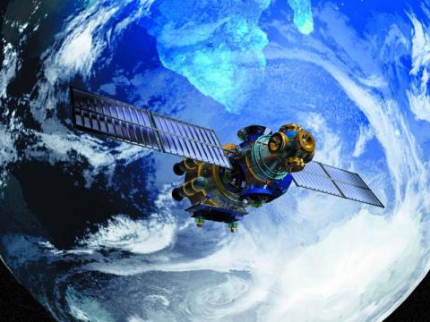 Спутник «Azerspace-1» – Азербайджан тоже в космосе.