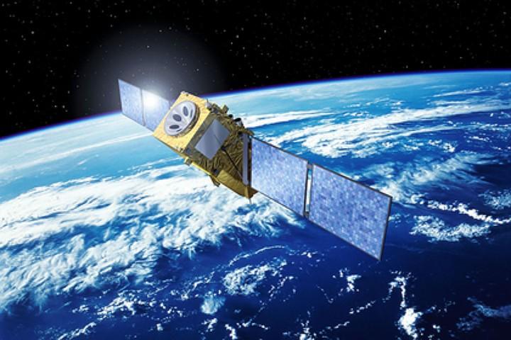 Телекоммуникационный спутник«Белинтерсат-1».