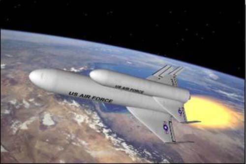 Bimese VTVL RLV – двухступенчатая многоразовая космическая система.