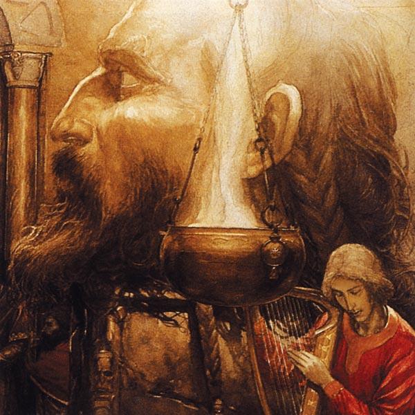 Сказание о плавании Брана, сына Фебала.