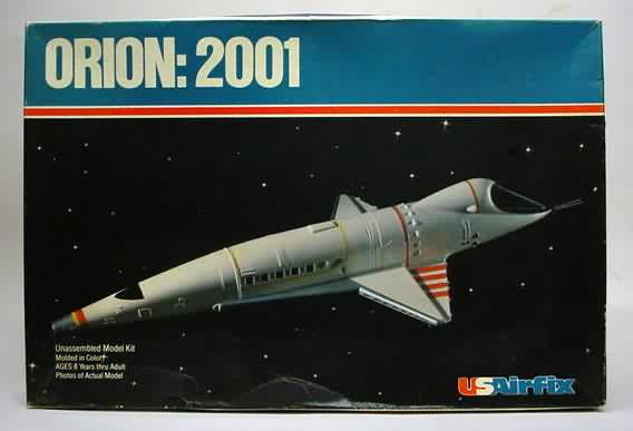 Orion: 2001 (Airfix)