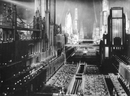 А вот так виделся Нью-Йорк образца 1980 года