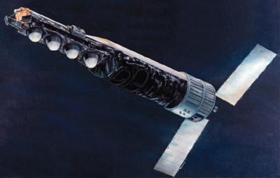 Cпутник-шпионKH-9 Hexagon – мне сверху видно всё…