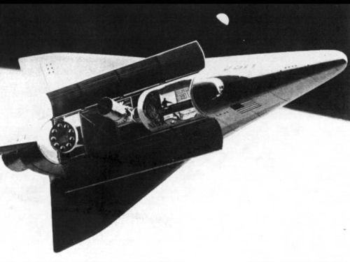 Космический челнок Shuttle Phase-В