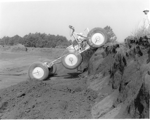 Dual Mode Rover.