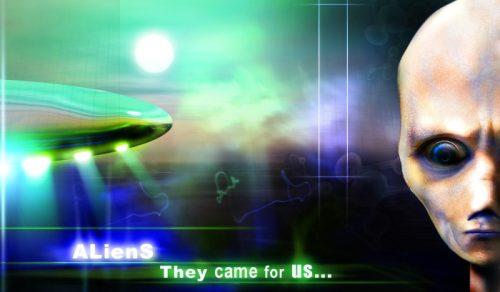 Следы инопланетных цивилизаций