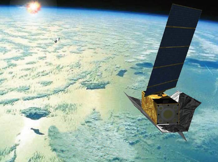 спутники перехватчики на орбите