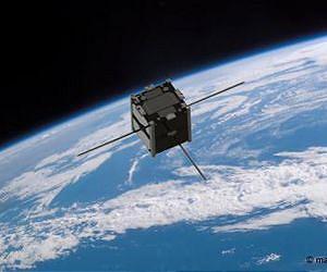 Первый польский научный спутник LEM.