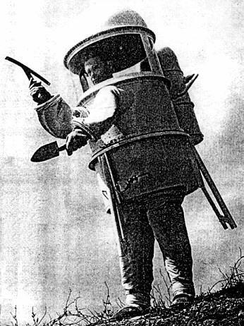Первые космические костюмы, скафандры