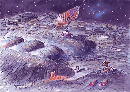 Исследования Луны