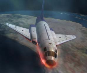 Pioneer Rocketplane XP