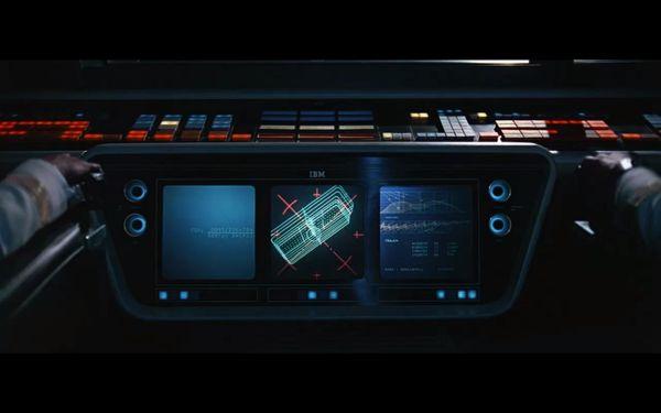 Space Clipper (кабина пилотов)