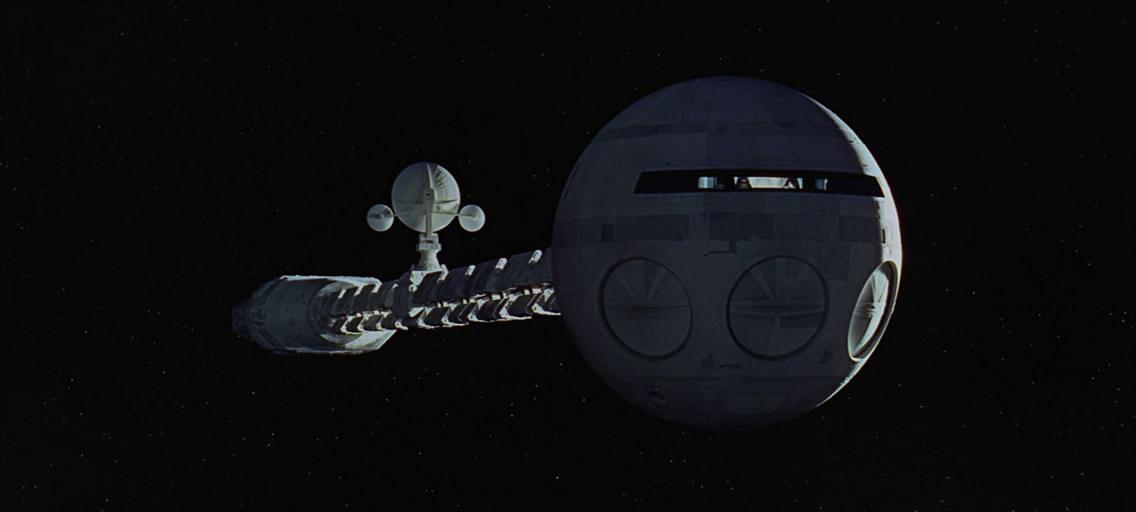 Космический корабль Discovery One