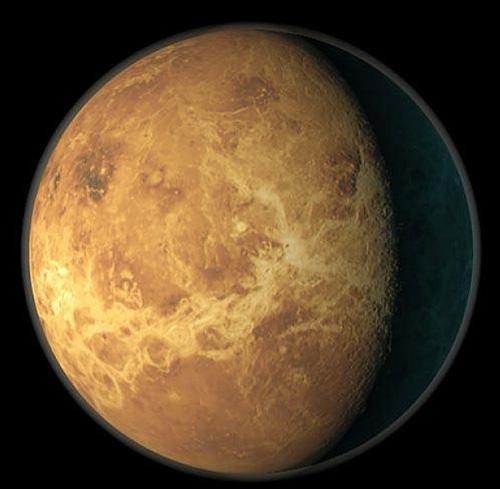 Снимки планеты Венера
