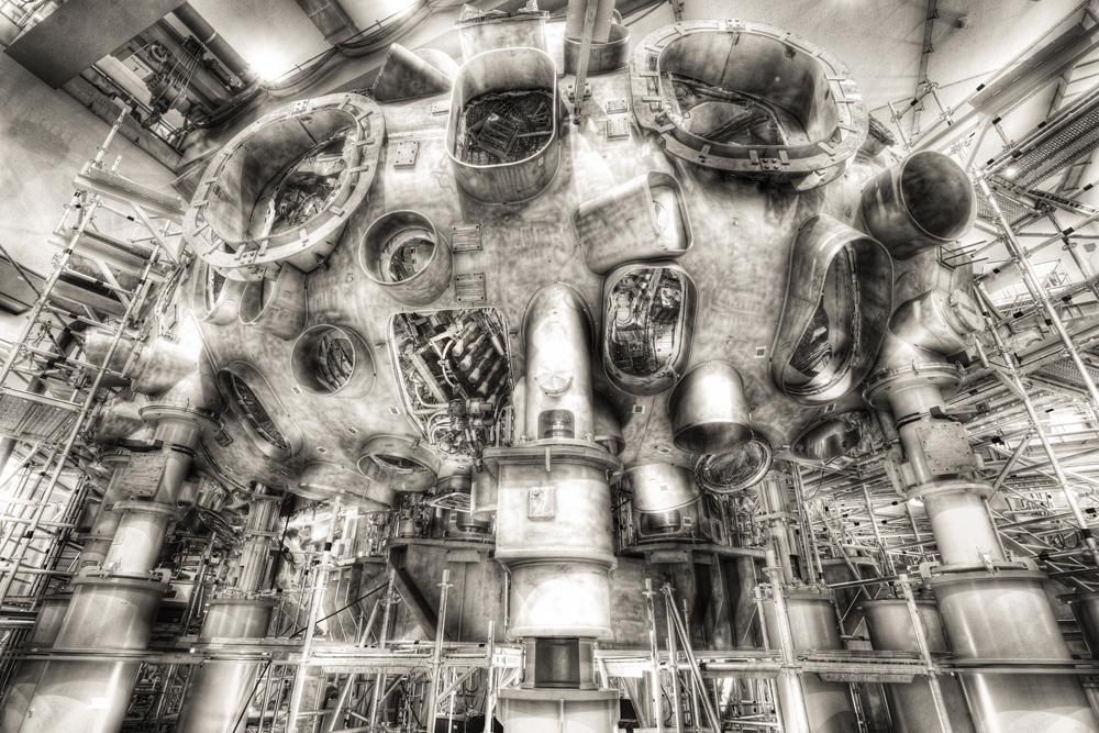 Реактор, термоядерный, немецкий.