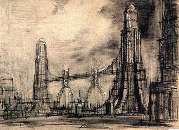 Город будущего - Communist Gothic
