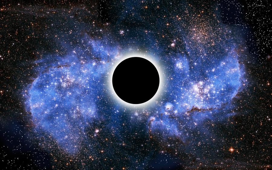 Черные дыры.