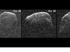 Астероид 2007 PA8 совершил свой самый близкий подход к Земле
