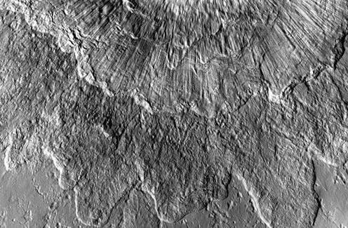 Двухъярусные марсианские кратеры – больше не загадка?