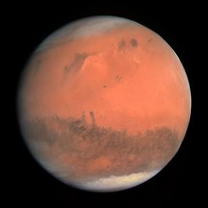 Марс — планета солнечной системы