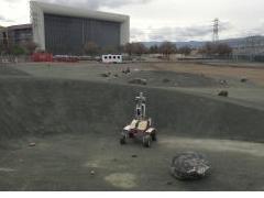 НАСА готовит площадку для дистанционного тестирования роверов