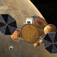NASA планирует доставить образцы марсианского грунта на Землю