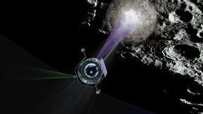 Проект NASA: водопровод на Луне