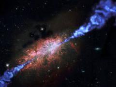 Ранние галактики росли вместе со своими чёрными дырами.
