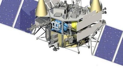 Россия готова основать лунную базу
