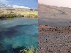 Схожесть кратера Гейла с мексиканской долиной помогает учёным в исследованиях
