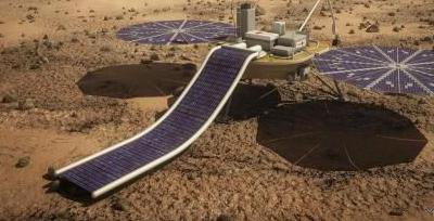 Спускаемый аппарат Mars One в 2018 году доставит на Красную планету семена